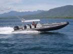 X2 Interceptor Northsea Boats Indonesia