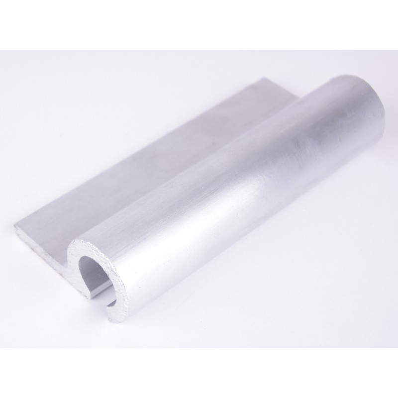 Aluminum extrusion shapes stock