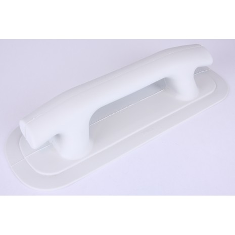 Rubber Cleat handle Light Grey HEN002049