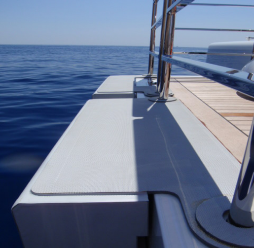 Fenders for Swim Platforms, Boat Docks and Sea Terraces